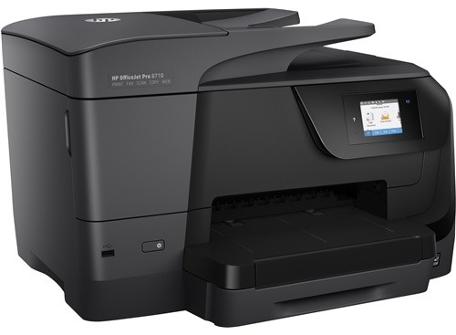 Printer HP Officejet Pro 8710 e-All-in-One [A4 Size]
